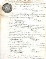 C) ECUADOR, SELLO DE LA REPUBLICA DE ECUADOR AÑOS 1879 - 1880 - Stamps
