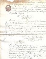 C) ECUADOR, SELLO DE LA REPUBLICA DE ECUADOR AÑOS 1884 - 1885 - Stamps