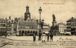 Saint Quentin La Grand Place - Saint Quentin