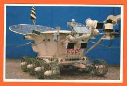 Spase - The Lunokhod-2 - USSR - Espace
