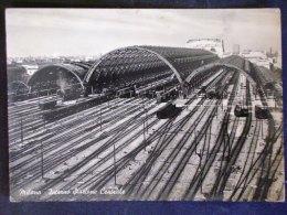 LOMBARDIA -MILANO -STAZIONE CENTRALE -F.G. LOTTO N°350 - Milano (Milan)