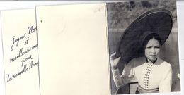 F.M.E.O.  SAIGON    CARTE DE BONNE ANNEE - Documents
