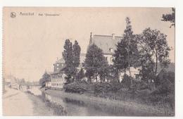 Aarschot: Het Drossaarde.(Erster Weltkrieg,1915,  Carte-photo) - Aarschot