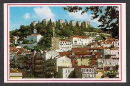85020/ LISBON, Lisboa, Castelo De S. Jorge, St. George's Castle - Lisboa