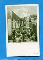POMPEI-ultimi Scavi-gros Plan De Travail De Déblaiement -années 1910-20- - Italia