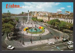 85041/ LISBON, Lisboa, Praça De D. Pedro IV - Lisboa