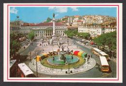 85042/ LISBON, Lisboa, Praça De D. Pedro IV - Lisboa