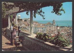 85049/ LISBON, Lisboa, Miradouro De Sta Luzia, Alfama - Lisboa