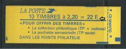 [21a] Variété Carnets : N° 2376 C5 Liberté De Gandon 4 Cavaliers Et 22  F°  ** - Variétés Et Curiosités