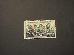 COTE D'IVOIRE - P.A. 1962/3 PAPPAGALLI  250 F. - NUOVI(+) - Costa D'Avorio (1960-...)