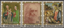 TOGO - Tableaux 1972 Poste Aérienne - Togo (1960-...)