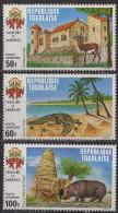 TOGO - Tourisme 1971 Poste Aérienne - Togo (1960-...)