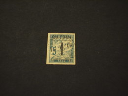 COTE D'IVOIRE - TASSE - CIFRA 1 Fr. Su 5 - TIMBRATO/USED - Costa D'Avorio (1960-...)