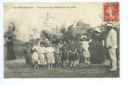 Fort Mahon Procession De La Bénédiction De La Mer - Fort Mahon