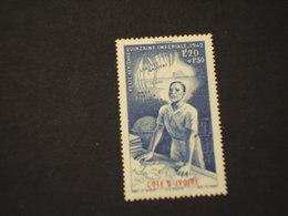 COTE D'IVOIRE - P.A. 1942 QUINZAINE - NUOVO(++) - Costa D'Avorio (1960-...)