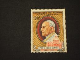 CONGO BRAZAVILLE - P.A. 1965 PAPA - NUOVI(++) - Congo - Brazzaville
