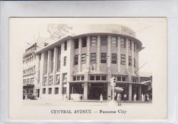 PANAMA. CENTRAL AVENUE. -TBE-BLEUP - Panama