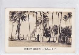 PANAMA. CHRIST CHURCH. COLON. -TBE-BLEUP - Panama
