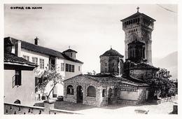 OHRID MONASTERY 1930th - Macédoine