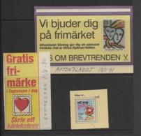 1990 MNH Sweden,news Paper Stamps - Ongebruikt