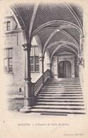 Mechelen, Malines, L'escalier Du Palais De Justice (pk45293) - Mechelen