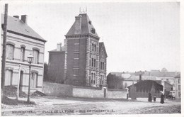 Neufchateau, Place De La Foire, Rue De Florenville (pk45300) - Neufchâteau