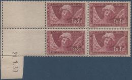 N°__256 COIN DATE SOURIRE DE REIMS, TIMBRE NEUF ** 1930 - Coins Datés