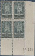 N°__259d COIN DATE CATHEDRALE DE REIMS AU TYPE IV, TIMBRE NEUF ** 1929 - ....-1929