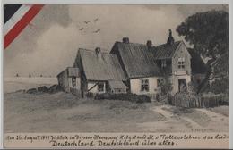 Helgoland - H. Von Fallersleben Haus - Künstlerkarte - Helgoland