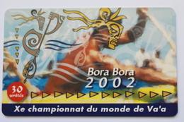 TELECARTE DE POLYNESIE  ******   PROMO - French Polynesia