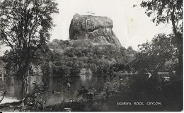 P-SIGIRIYA ROCK-CEYLON - Sri Lanka (Ceylon)