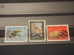 MAROCCO - 1972 VENEZIA 3 VALORI- NUOVI(++) - Marocco (1956-...)