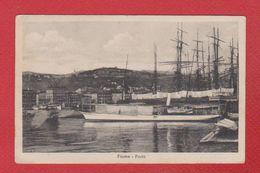Fiume  --  Porto - Kroatien