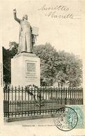 Versailles Statue De L'abbé De L'épée Circulee En 1905 - Versailles