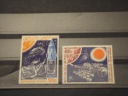 MALI - P.A. 1976 SPAZIO  2 VALORI- NUOVI(++) - Mali (1959-...)