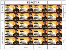 Faroer 2014, 70th D-Day, Sheetlets - Militaria