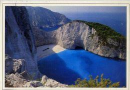 Greece - Formato Grande Viaggiata – E 4 - Grecia