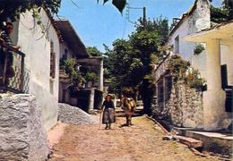 Canea - Dortes Gasse - Formato Grande Viaggiata – E 4 - Griechenland