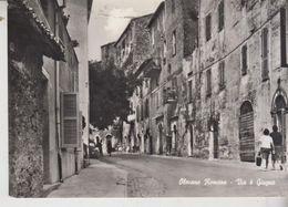 Olevano Romano Roma Via 6 Giugno  G/t - Roma (Rome)
