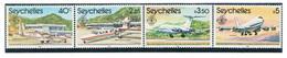 SEYCHELLES 1981 - Set MNH** - Seychelles (1976-...)