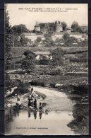 24 -Ste Aulaye - Panorama - Vue Prise Du Lavoir A La Rizonne - Other Municipalities