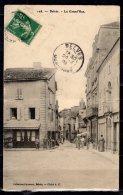 24 - Belvès - La Grand'Rue - Animée - France