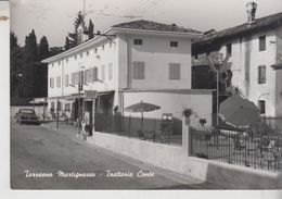 Torreano Martignacco Udine Trattoria Conte 1957   G/t - Udine