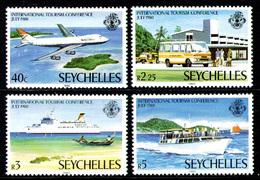 SEYCHELLES 1980 - Set MNH** - Seychelles (1976-...)