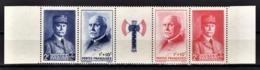 FRANCE 1943 -  Y.T. N° 571A ( 568 A 571 )- NEUFS** - Frankreich