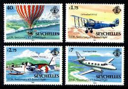 SEYCHELLES 1983 - Set MH* - Seychelles (1976-...)