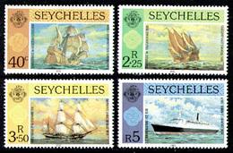 SEYCHELLES 1981 - Set MH* - Seychelles (1976-...)