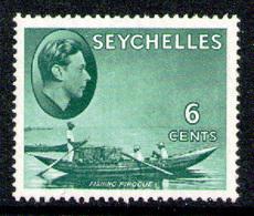 SEYCHELLES 1938 - From Set MNH** - Seychelles (...-1976)