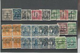 50700 ) Collection Precancel - United States