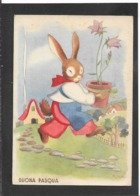 Buona Pasqua - Viaggiata - Pâques